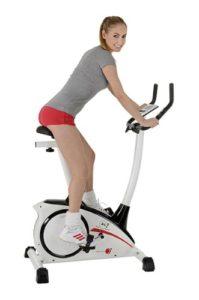 Heimtrainer ist wie Fahrrad fahren